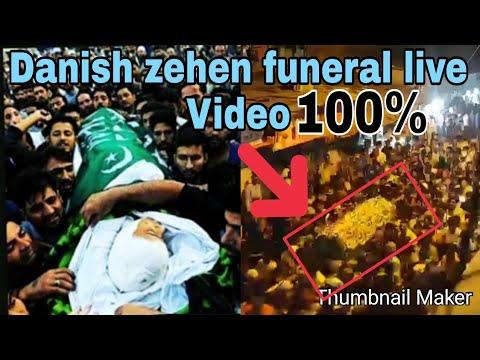 Ripdanishzehen Danish Zehen Funeral Video Danish Zehen Janaza