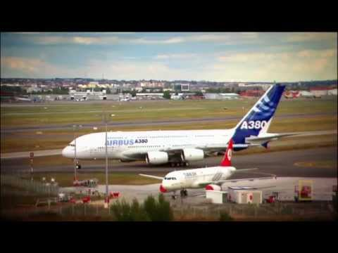 Airbus A380-Richard Hammond's Engineering Connections Documentary