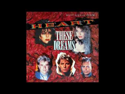 Heart - These Dreams (1986) HQ