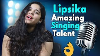 See Lipsika Amazing Singing Talent | Lipsika Exclusive Interview | Daily Culture