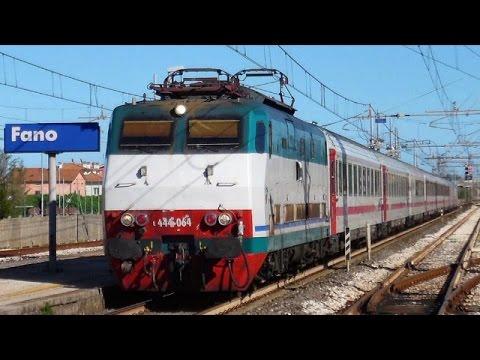 InterCity Sun: l' inizio di una nuova era per il servizio Intercity Italiano..