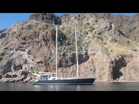 """Schooner yacht"" 80' expedition sailing yacht for sale"