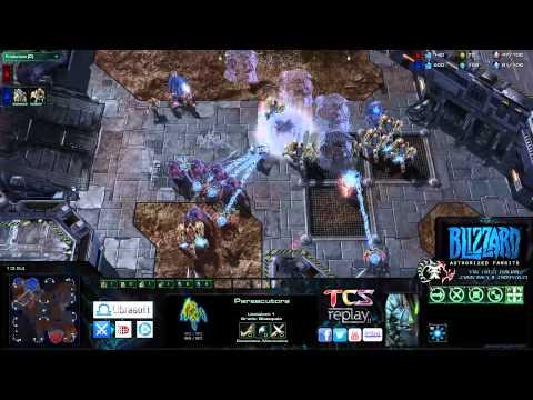 TCS #154: [PvP] TAILS vs ALICIA starcraft 2 ita
