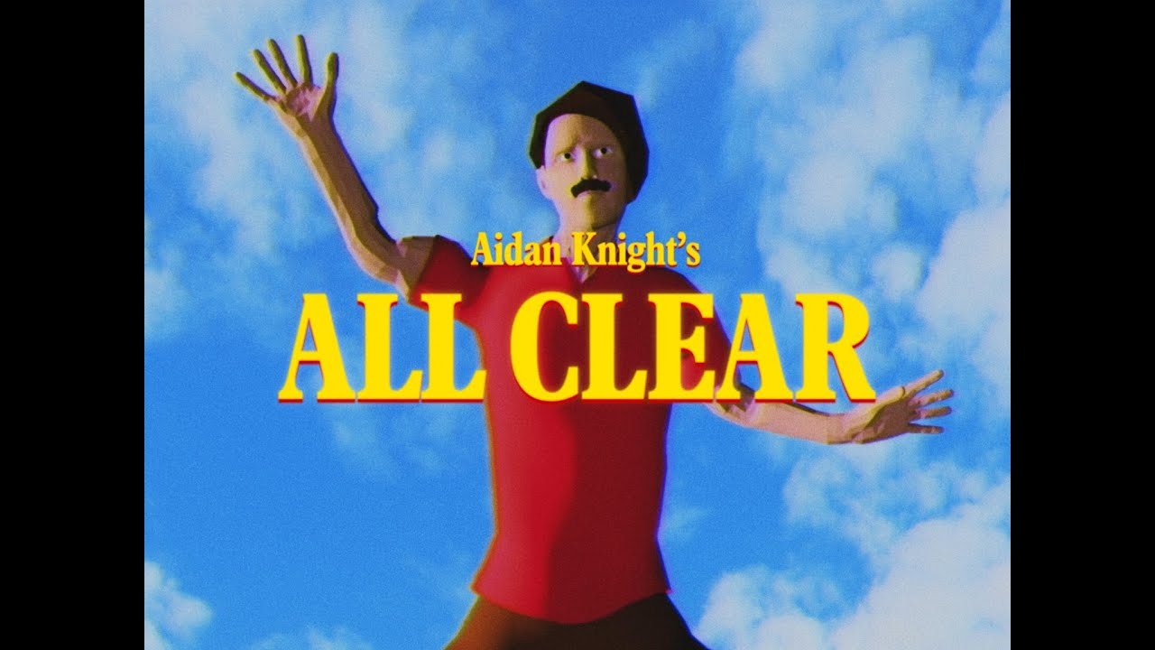 Aidan Knight - All Clear (Official Video) - YouTube