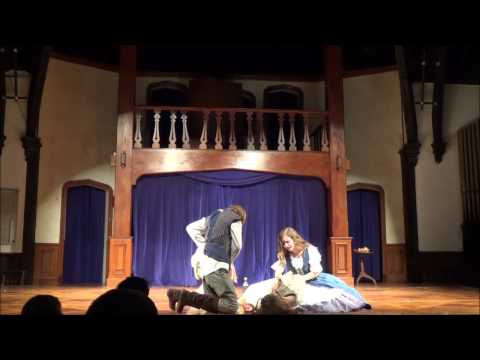 The Baltimore Shakespeare Factory's Touchstone Players Present: Much Ado About Nothing