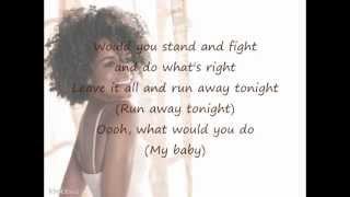 Laura Izibor - What Would You Do - Lyrics
