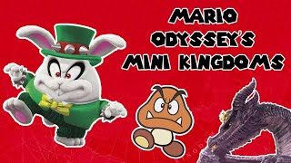 Super Mario Odyssey's Mini Kingdoms: Which Is The WORST? | Level By Level