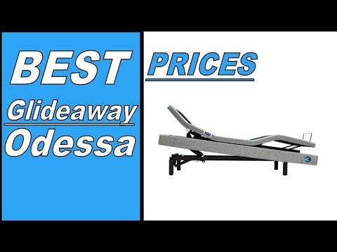 Glideaway Odessa Adjustable Bed-Lowest prices and learn the functions