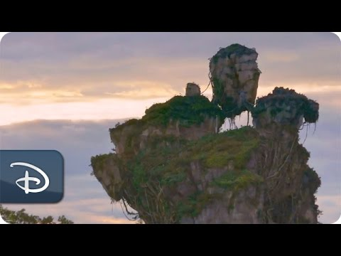 Thumbnail: Imagineers Partner With Avatar Filmmakers To Create Pandora - The World of Avatar