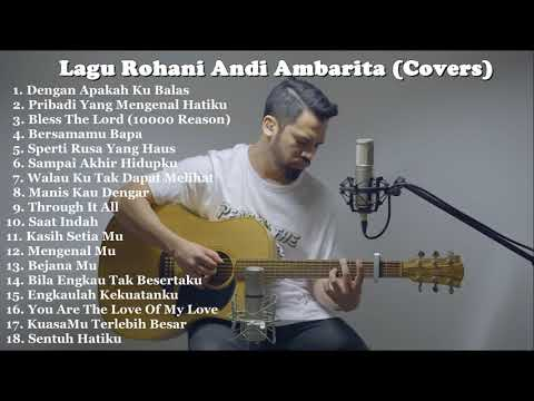Playlist Lagu Rohani Cover Full by Andi Ambarita Terbaru 2019!!!