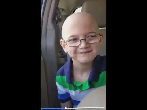 Casey Returns to School After Brutal Battle with Leukemia