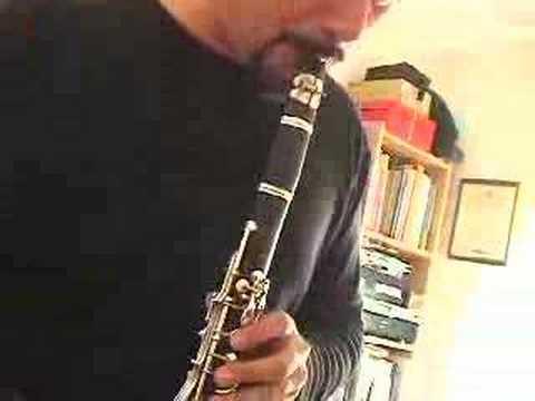 Clarinet Jazz -