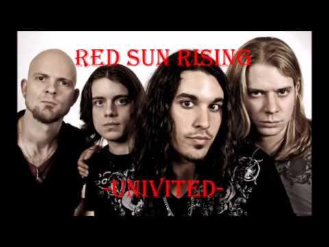 Red Sun Rising - Uninvited (Lyrics)