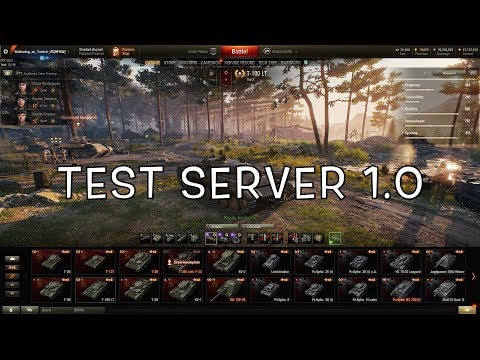World of Tanks | How to Join Test Server