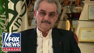 الوليد بن طلال: حملة مكافحة الفساد مهمة للمملكة وكثيرون استحقوا الاعتقال