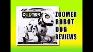 ➨ Zoomer Robot Dog Review : Best Xmas Toy Review 2013-2014