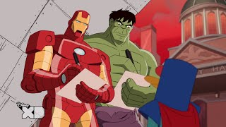 Phineas and Ferb: Mission Marvel - Feeling Froggy Song - Official Disney XD UK HD