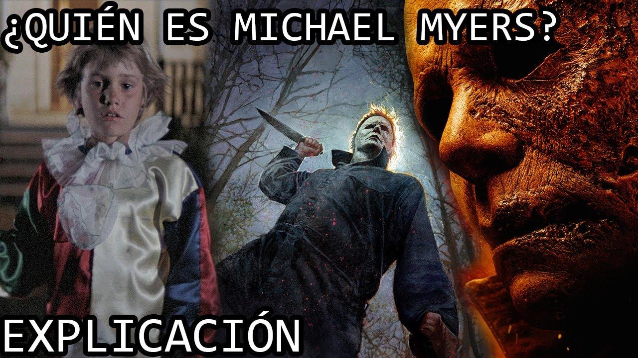 ¿Quién es Michael Myers?   La Nueva Mitología de Michael Myers (La Maldad Encarnada) de Halloween