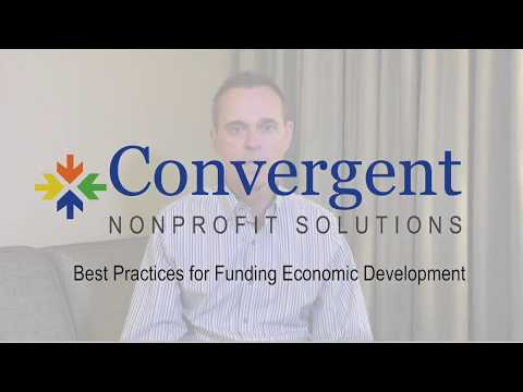 Best Practices for Funding Economic Development