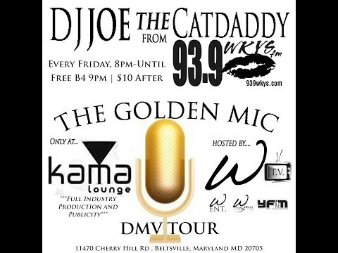 The Golden Mic - Tour EP1. ft. DBlac, Fosterchild, and C-Stro 23 Only On W.A.S.T.E TV