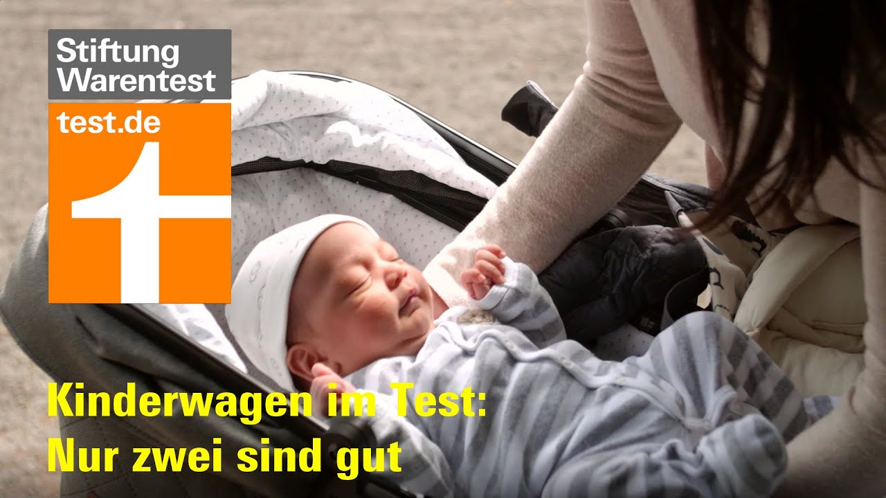 Kinderwagen Test 2020: Was Kombi-Kinderwagen leisten müssen (Stiftung Warentest)