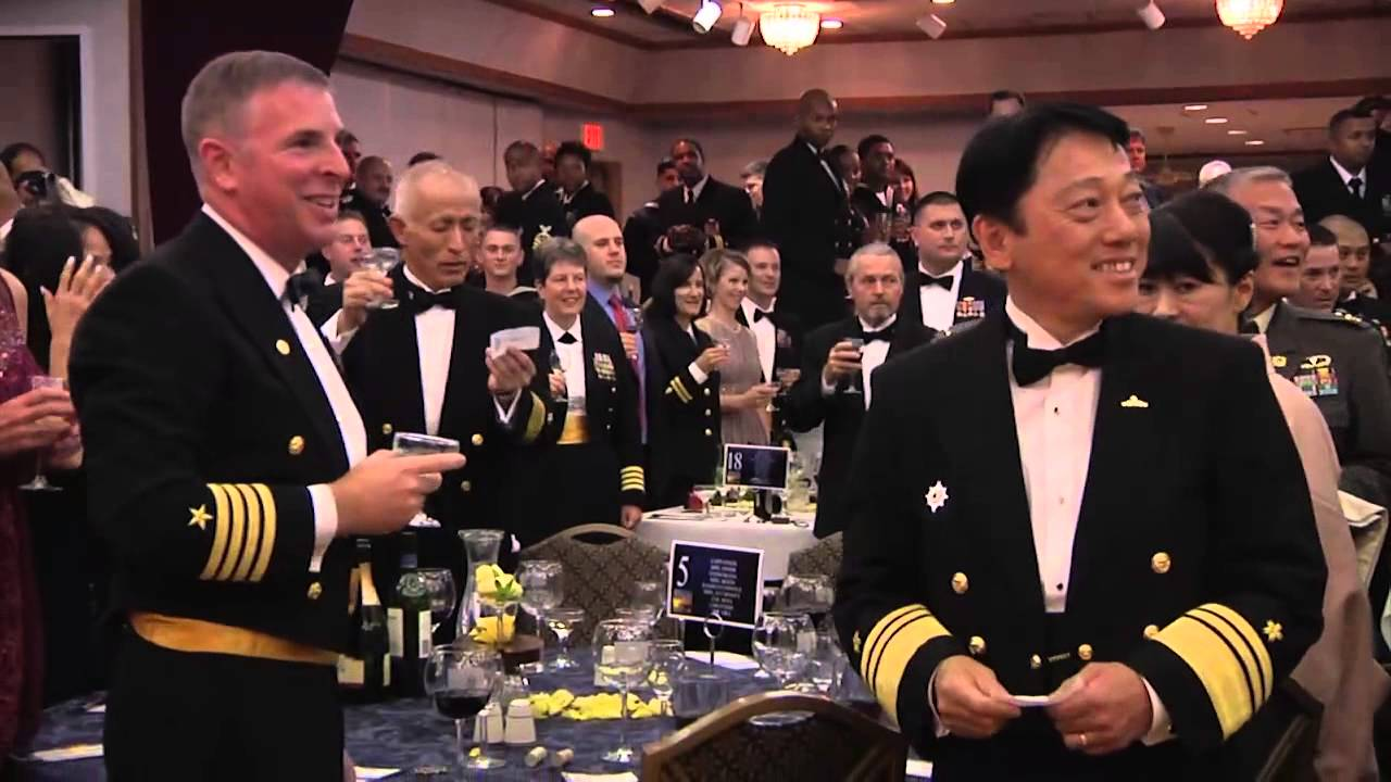 Navy Ball 2014