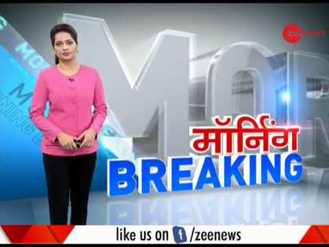 Morning Breaking: Samajwadi party and BSP seal alliance in Uttar Pradesh