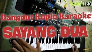 Sayang 2 Karaoke Korg PA900 Sayang Dua
