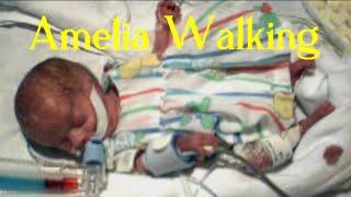 Amelia Walking - Hope Exists When Hope Is Gone