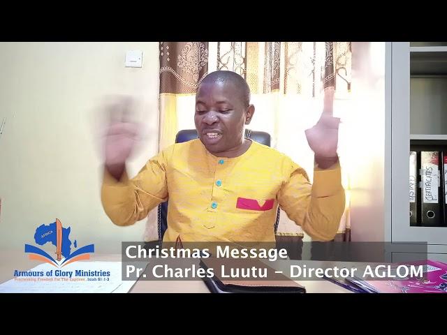 Pastor Charles Christmas Message