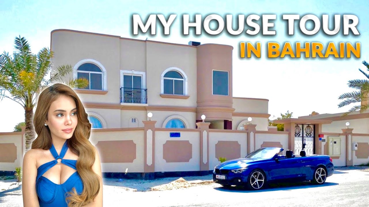 MY HOUSE TOUR IN BAHRAIN | IVANA ALAWI