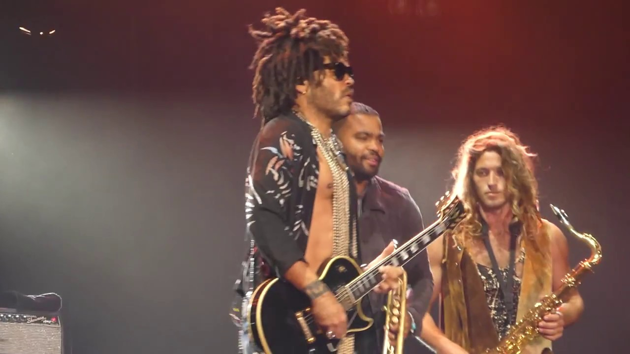 Lenny Kravitz - Always on the Run - Dreamfest 2017