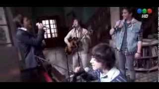 """El coro canta """"Refundacion"""" (Aliados Capitulo 12)"""
