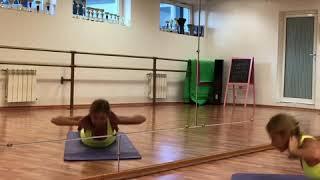 Упражнения для укрепления мышц спины. Часть 2
