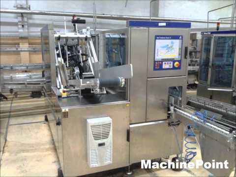 TETRA PAK TPA21 Prisma Square Second Hand  Complete filling line  MachinePoint