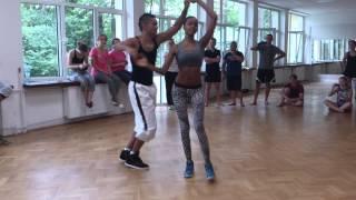 Yeni Molinet & Roynet Perez Gonzalez - Cuban Salsa - Western Salsa Camp 2014