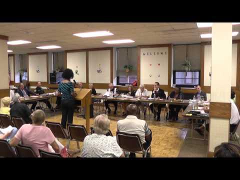 August 5, 2015 - Regular Council Meeting (Part 1 of 2)