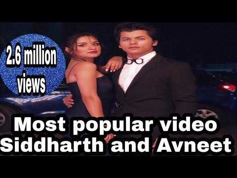 Siddharth nigam and his girlfriend
