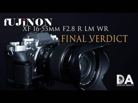 Fujinon XF 16-55mm F2.8 LM WR: Final Review | 4K