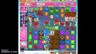 Candy Crush Level 831 help w/audio tips, hints, tricks