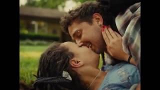 American Honey - first kiss