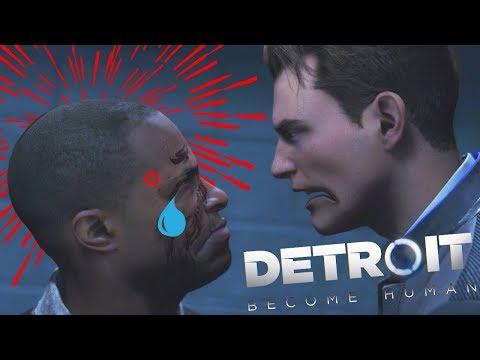 VOLDSOM AFHØRING! // [Detroit: Become Human] - Episode 4