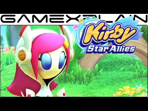 Kirby Star Allies - Susie Trailer (Wave 3 DLC)