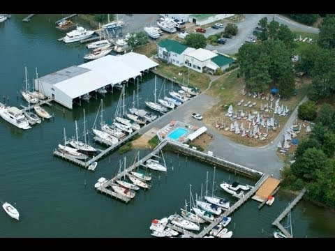 Deltaville Boatyard and Marina