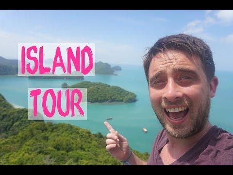 Ko Samui | Island Tour |  Thailand Vlog #10
