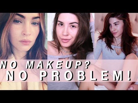 LOOK BEAUTIFUL WITHOUT MAKEUP! The Ultimate NO MAKEUP BUT STILL HOT AF Guide