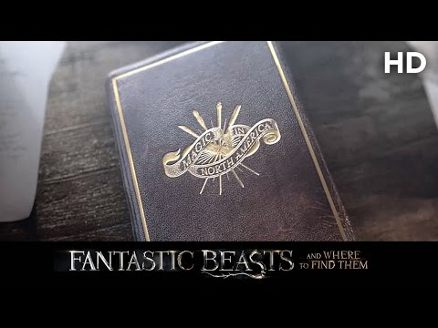 Fantastic Beasts and Where to Find Them (2016) Ilvermorny School of Witchcraft and Wizardry (HD)