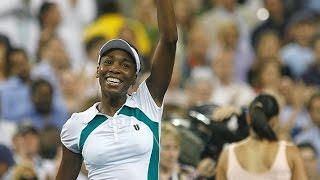 Venus Williams vs Jelena Jankovic 2007 US Open Highlights