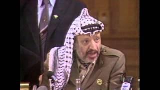 Arafat et le peureux
