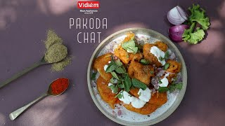 Pakoda Chaat | Rakesh Raghunathan Udan | Vidiem Appliances & Vidiem Fresh